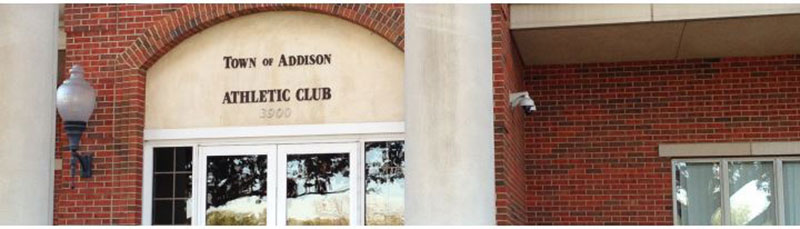 Town of Addison athletic club building