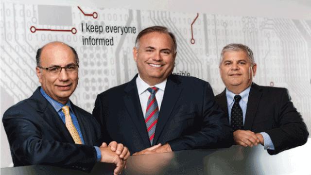 Ken Lochiatto, Dan Moceri and Tony Varco header image