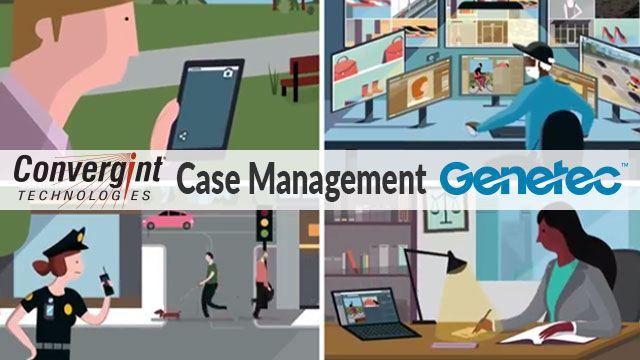 Convergint case management system